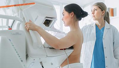CEDM Mammogram
