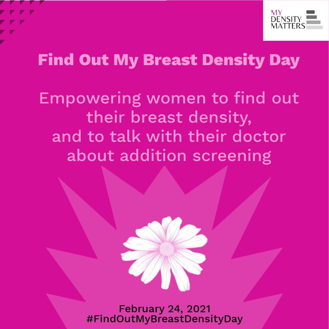 FindOutMyBreastDensity Day
